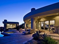 Gorgeous Desert Mountain Retreat with Two Bedroom Guest House and Amazing Pool