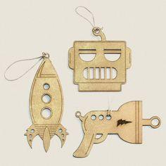 Orbital Ornaments from Tinkering Monkey $30