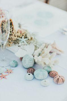 beach wedding decor, photo by IglooPhoto http://ruffledblog.com/wedding-inspiration-on-an-italian-sailing-ship #weddingideas #beachwedding