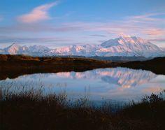 Mount McKinley, Denali National Park-Alaska