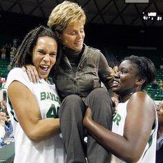 Kim Mulkey-WONDERFUL coach!
