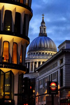 St Paul's Cathedral. London