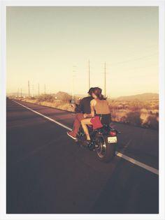 motorcycle rides <3