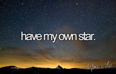 yes!! I have an acre of moon - a star is next! bucket list