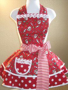 Christmas apron!