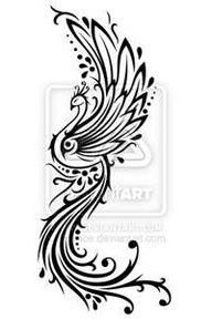 skin arts tattoo: Phoenix Tattoo Designs