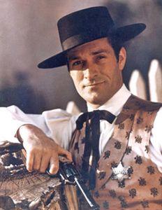 best tv westerns Hugh O'brien was Wyatt Earp