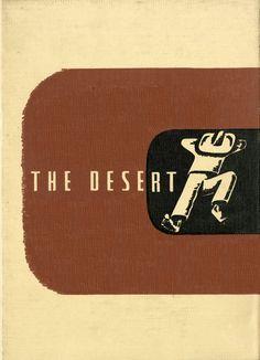 1939 Desert, University of Arizona Yearbook