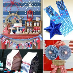 17 Fun Fourth of July Printables