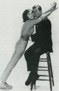 Mary Tyler Moore and Dick Van Dyke  The Dick Van Dyke Show (1961-1966)