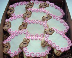 Flour Box Bakery — Pink Sheep Cookies
