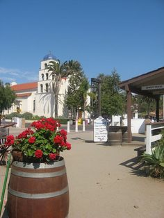 A day in Old Town, San Diego