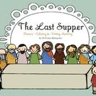 A brief Easter - Last Supper freebie which includes:  -  The Last Supper poster  -  One coloring, writing and math activity for Pre-K and Kindergarte...