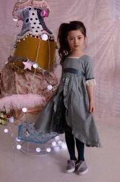 Vestidos de Navidad para Niñas...ilovegorgeous