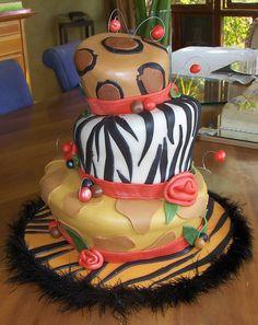 safari by Paola Cake atelier, via Flickr