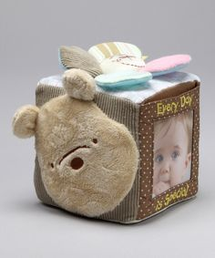 Classic Pooh Memory Block Plush Toy