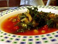 winter vegetable sou