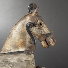 Indoor horse tricycle, late 19th century - other #expertissim