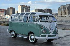 1964 Volkswagon 21 Window Samba Bus