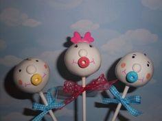 shower ideas, baby shower cakes, tag, sticks, cake pops, bakerella, cakepop, babi shower, baby showers