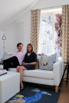 *****Tyler & Lolly's Modern Mews in London House Tour