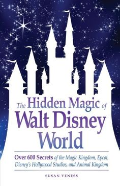 Whether this is your first or fiftieth visit, you'd be surprised at how much you miss during your trip to Disney World.  From where to find hidden Mickeys to the truth behind Madame Leota's ring at the Haunted Mansion, you'll learn all of the hidden magic that permeates these incredible parks in this tell-all handbook.