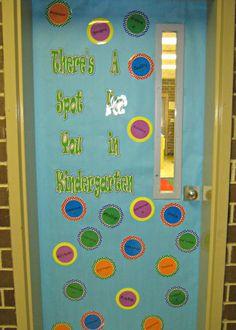 School Classroom Door Ideas