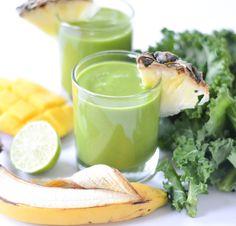 Coconut Kale & Mango