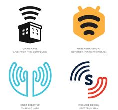 2014 Logo Trends :: Waves