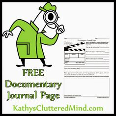 Curiosity Quest DVD Review Plus A Free Documentary Journal Page