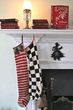 Loving all the Christmas decorating ideas from Susan Branch
