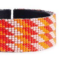 Orange Multi Seed Bead Bracelet - Extra 25% Off Styles - Lucky Brand Jeans