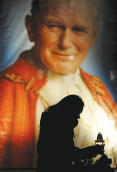 Beloved popes inspired generations -- of priests & more.