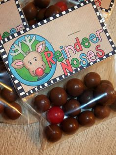 Just Another Hang Up: Reindeer Noses...