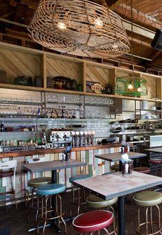 The Crab Shack Restaurant, New Zealand.