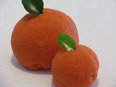 Orange Scented Play Dough Recipe