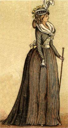 MODE XVIIIè siècle - Un Certain regard....