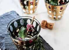 Holiday Prosecco Cocktail Recipes