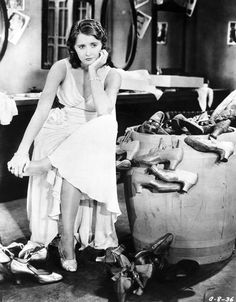 Barbara Stanwyck in 'Ten Cents A Dance' , 1931