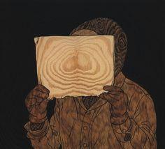 Moki's Paintings on Wood   Trendland: Fashion Blog & Trend Magazine