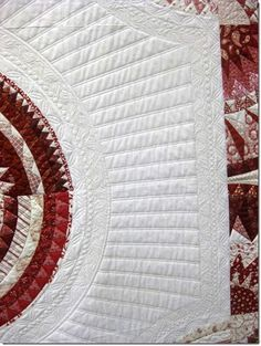 Serena Vrnak - Master Division Large Pieced category at the Dallas, Texas quilt show
