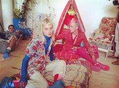 Meadham Kirchhoff 1st menswear collection