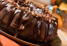 Marjolaine aux noisettes, au caramel et au chocolat