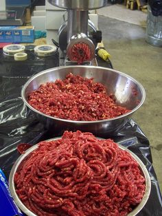 Processing your own meat