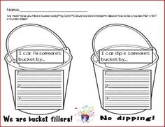Several free bucket-filler items at the bottom of the page! by sabrina