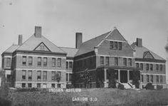 "Canton, SD ""Asylum for Insane Indians"""