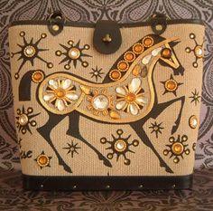 Enid Collins ~ Gift Horse bag