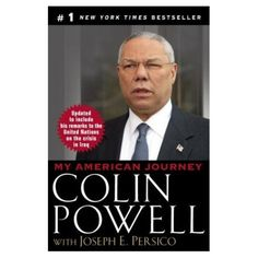 My American Journey, by Colin Powell