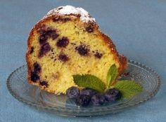 Blueberry Lemon Bundt