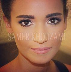 Lovely Makeup By Makeup Artist Samer Khouzami